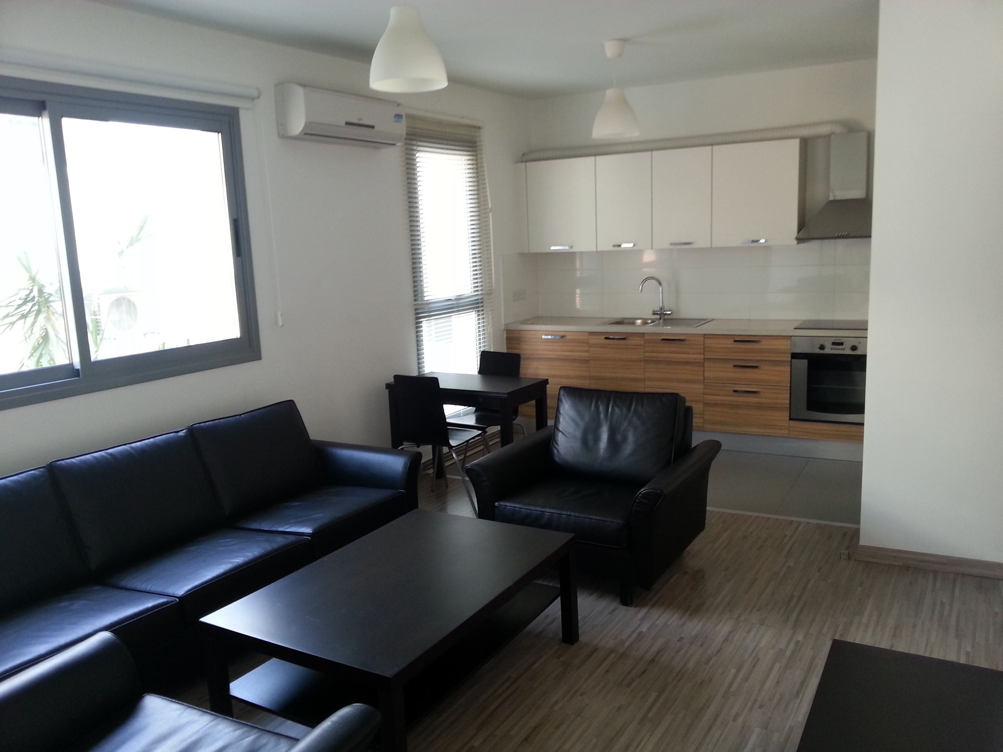 One bedroom apartment in town center