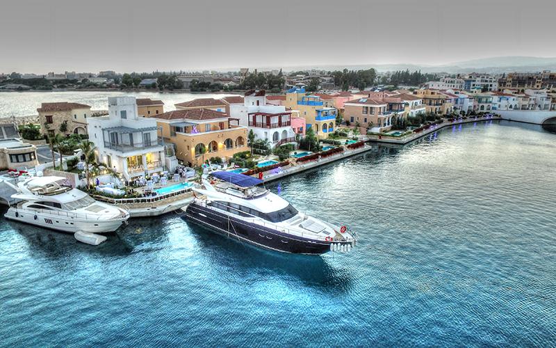 Limassol Marina Villa 16